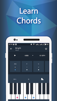 Chord Progression Master - By Genres APK screenshot 1
