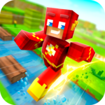 ✩ Crossy Creepers: Marvel Island Block Survival ✩ icon