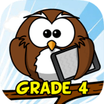 Fourth Grade Learning Games icon