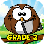 Second Grade Learning Games Free icon