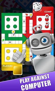 Ludo game - Classic Dice Game APK screenshot 1