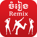 Khmer Music Remix for pc icon