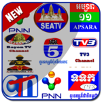 All Khmer TV HD icon
