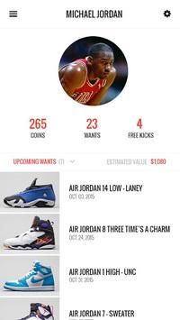 KicksOnFire: Shop, Release Calendar & Price Guide APK screenshot 1