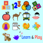 Kids Educational Games - Learn English icon