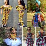KIDS ANKARA FASHION STYLES 2018 icon
