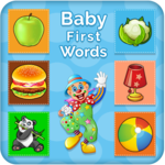 Baby First words :- Kids Learning games icon
