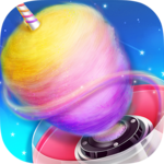 Cotton Candy Food Maker Game FOR PC