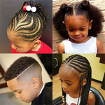 KIDS HAIRSTYLES 2018 icon