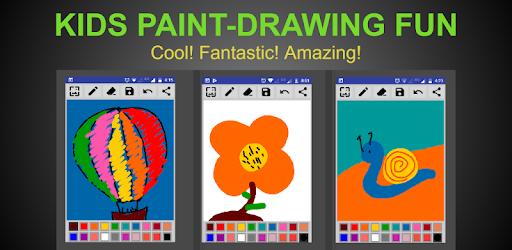 Kids Paint Free - Drawing Fun pc screenshot