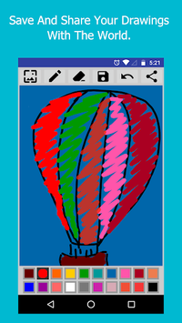 Kids Paint Free - Drawing Fun APK screenshot 1