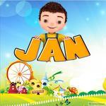 Jan Cartoon icon
