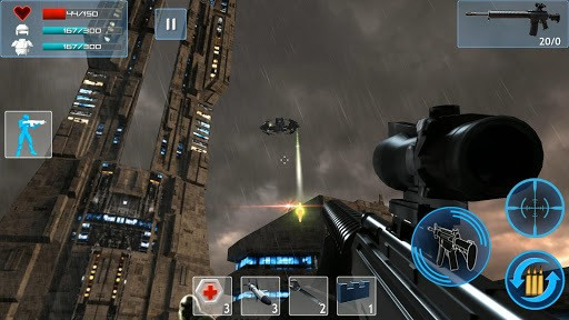 Enemy Strike 2 APK screenshot 1
