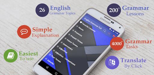 English Grammar pc screenshot