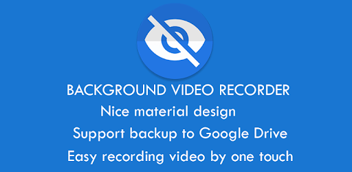 Background  Video Recorder pc screenshot