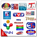 All Khmer TV APK icon