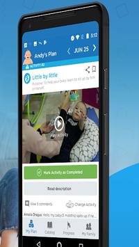Kinedu: Baby Development & Learning Activities APK screenshot 1