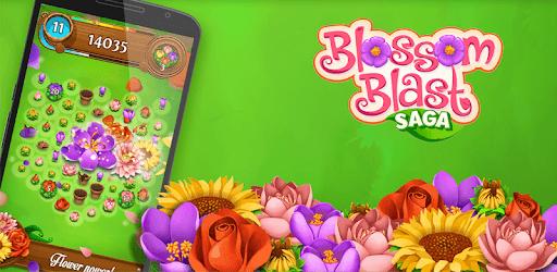 Blossom Blast Saga pc screenshot