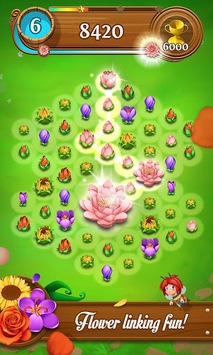 Blossom Blast Saga APK screenshot 1