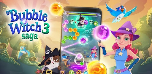 Bubble Witch 3 Saga pc screenshot