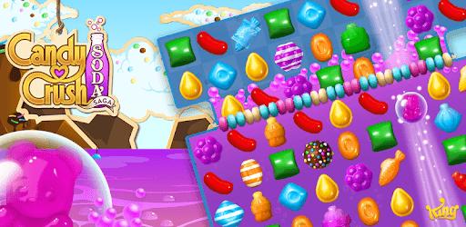 Candy Crush Soda Saga pc screenshot