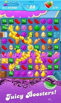 Candy Crush Soda Saga APK screenshot 1