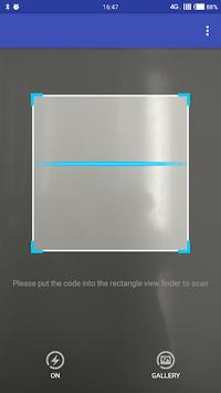QR Scanner & Barcode Scanner 2018 APK screenshot 1