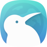 Kiwi Browser - Fast & Quiet icon