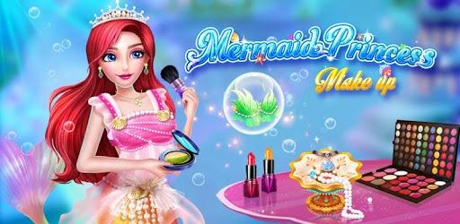 Mermaid Princess Makeup - Girl Fashion Salon pc screenshot