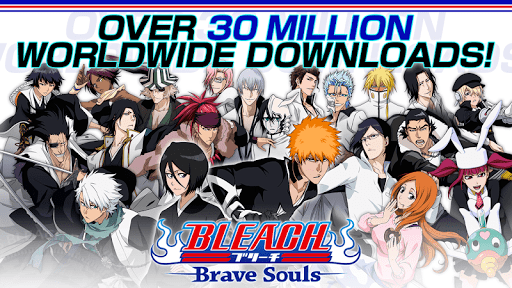 BLEACH Brave Souls screenshot 1