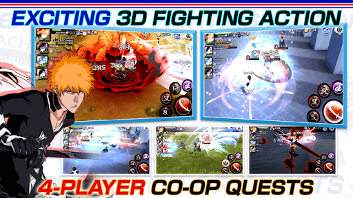 BLEACH Brave Souls APK screenshot 1