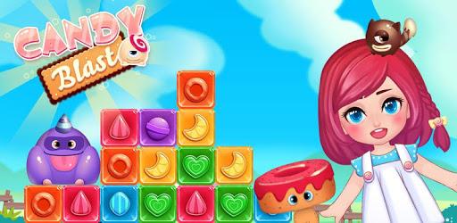 Candy Monster Blast pc screenshot