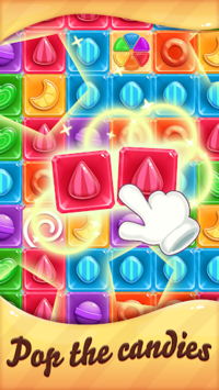 Candy Monster Blast APK screenshot 1