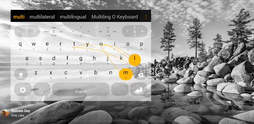 MultiLing Keyboard pc screenshot
