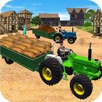 Tractor Farming Simulator 3D Tractor Game icon