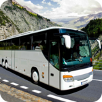 Coach Bus Simulator Off Road Bus Mountain Drive icon