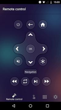 Rokie - Remote for Roku APK screenshot 1