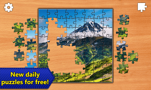 Jigsaw Puzzles Epic APK screenshot 1