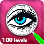 Find the Difference 100 levels icon