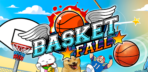 Basket Fall pc screenshot