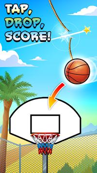Basket Fall APK screenshot 1