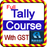 Full Tally Erp9 Course [With GST] icon