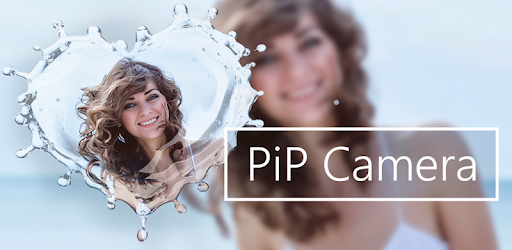 PiP camera. Picture in picture collage maker pc screenshot