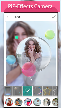 PiP camera. Picture in picture collage maker APK screenshot 1