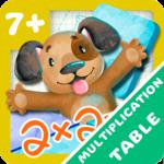 Multiplication table ANIMATICS icon