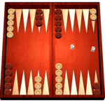 Backgammon Mighty icon