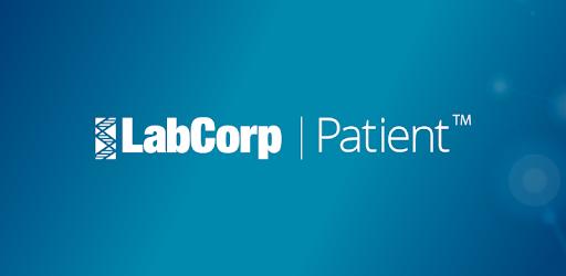 LabCorp   Patient pc screenshot