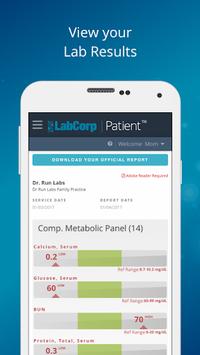 LabCorp | Patient APK screenshot 1
