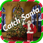 Catch Santa in My House icon