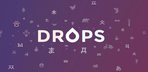Drops: Learn French language and words for free pc screenshot